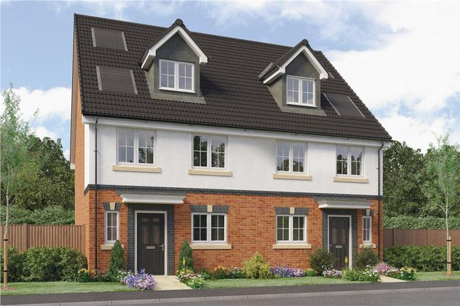 """Thumbnail Semi-detached house for sale in """"Auden"""" at Southport Road, Chorley"""