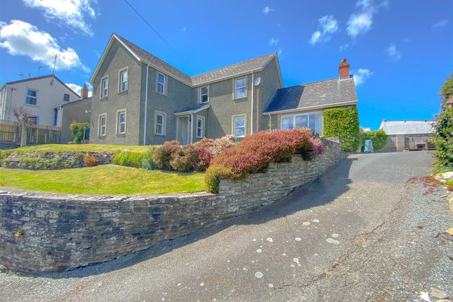 Thumbnail Detached house for sale in Dolbadau Road, Cilgerran, Pembrokeshire