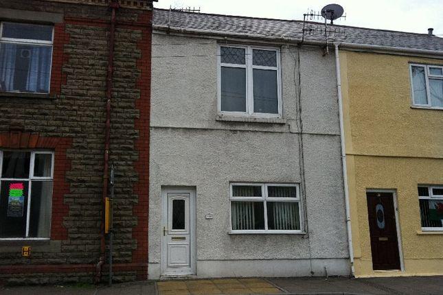 Thumbnail Terraced house to rent in 58 High Street, Nantyffyllon, Maesteg, Bridgend.