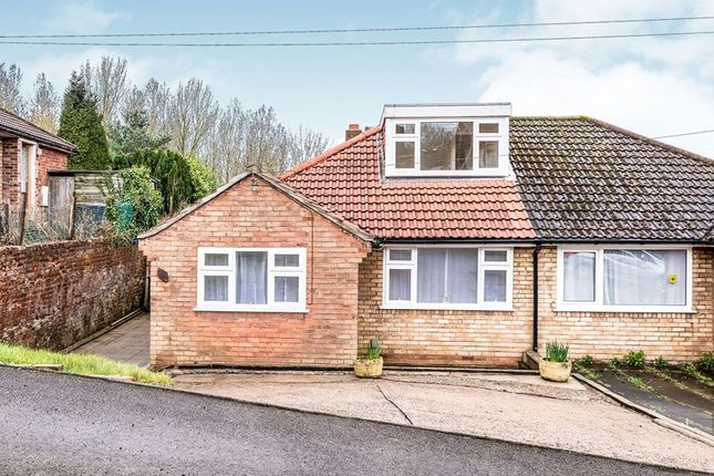 Thumbnail Bungalow for sale in Athol Drive, St. Georges, Telford