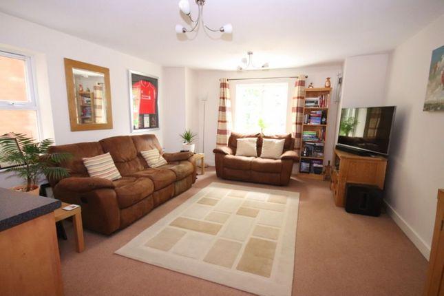 Thumbnail Flat for sale in Sutton Close, Nantwich