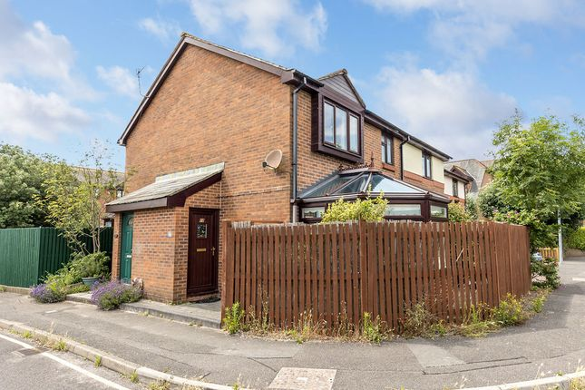 1 bed end terrace house to rent in Vallis Close, Poole BH15
