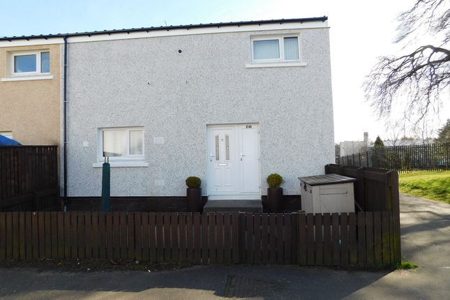 Thumbnail Semi-detached house to rent in Davidson Way, Livingston