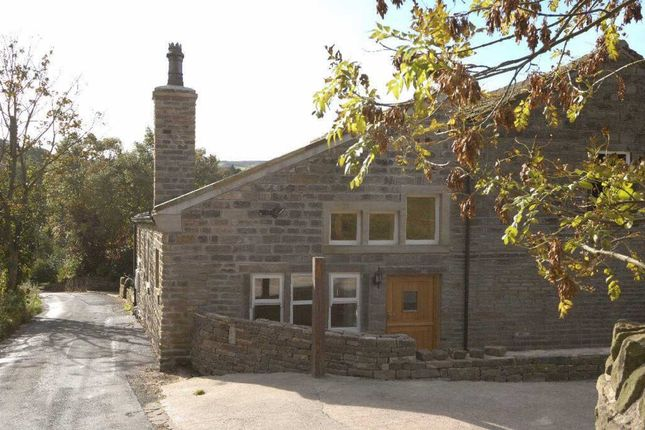 Thumbnail Semi-detached house to rent in Stalley Royd, Jackson Bridge, Holmfirth