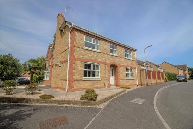 Thumbnail Detached house for sale in The Limes, Dedworth Road, Windsor