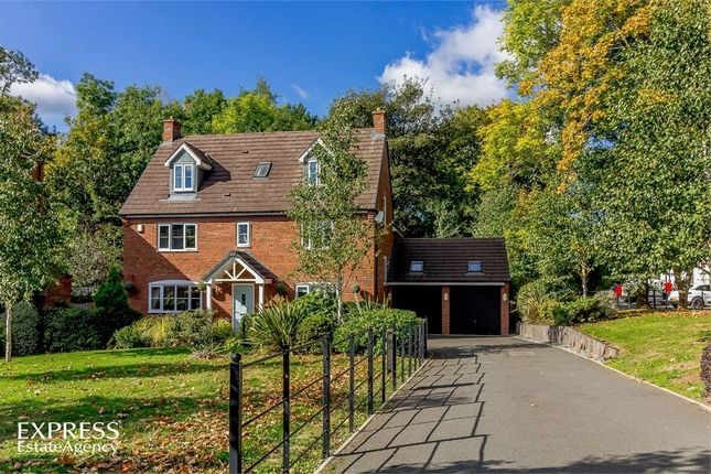 Thumbnail Detached house for sale in The Dingle, Doseley, Telford, Shropshire