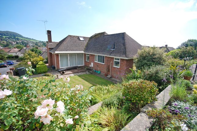 Thumbnail Detached bungalow for sale in Glebelands, Sidmouth