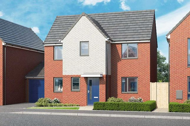"""3 bed property for sale in """"The Blackthorne"""" at Goscote Lane, Bloxwich, Walsall WS3"""