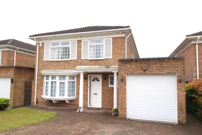 Thumbnail Detached house for sale in Edgeborough Way, Bromley