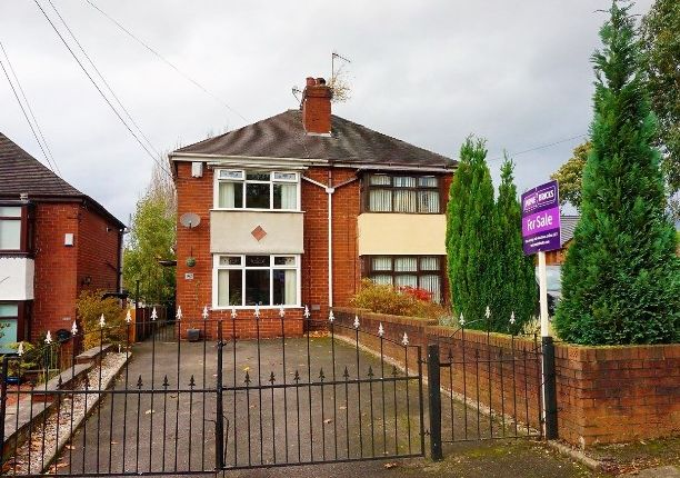 Thumbnail Semi-detached house for sale in Longton Hall Road, Stoke-On-Trent