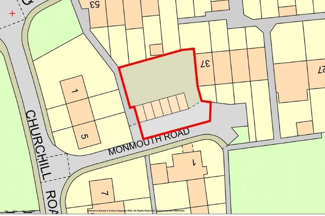 Land for sale in Monmouth Road, Shepton Mallet BA4