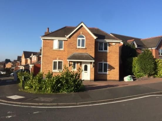 Thumbnail Property to rent in Charolais Crescent, Lightwood, Longton, Stoke-On-Trent