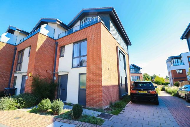 Thumbnail Semi-detached house for sale in Sycamore Avenue, Woking