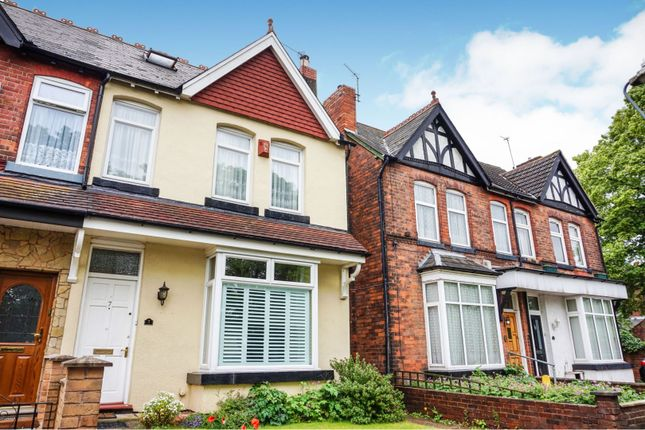 Thumbnail Semi-detached house for sale in Beaufort Road, Birmingham