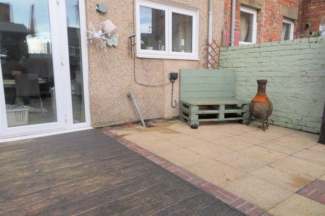 Yard Additional of Spence Terrace, North Shields NE29