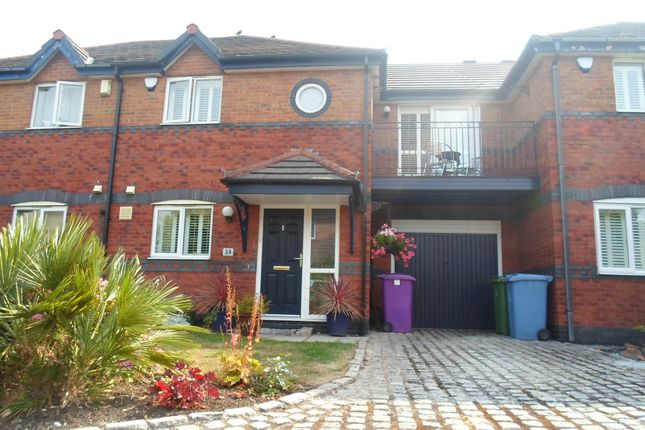 Thumbnail Terraced house to rent in Navigation Wharf, Liverpool, Merseyside