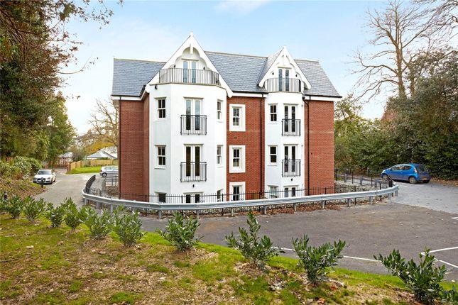 Thumbnail Flat for sale in Carter House, 7 Calverley Park Gardens, Tunbridge Wells, Kent