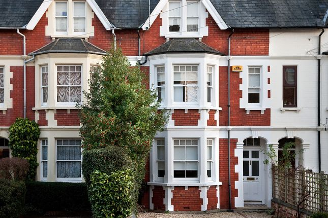 Thumbnail Town house to rent in Stanley Road, Oxford