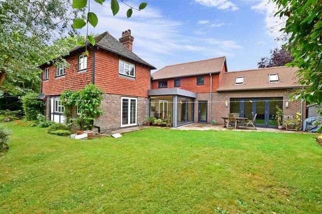 Thumbnail Detached house for sale in Grange Road, Uckfield, East Sussex