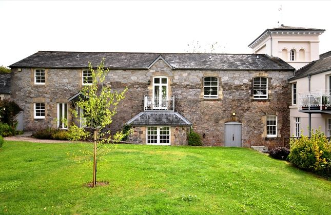 Thumbnail Flat for sale in 10 The Priory, Abbotskerswell, Devon