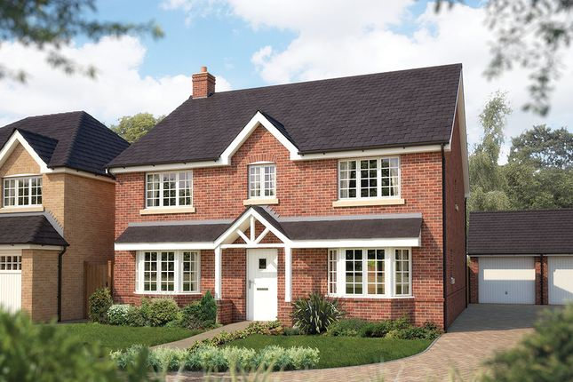 "Thumbnail Property for sale in ""The Winchester"" at Duffet Drive, Winnersh, Wokingham"