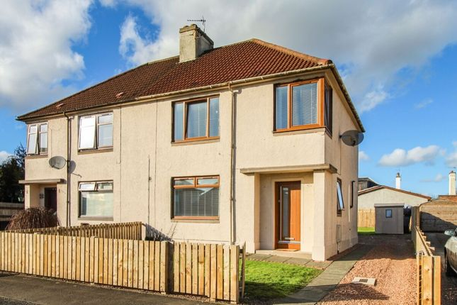 3 bed semi-detached house for sale in Montrave Crescent, Leven KY8