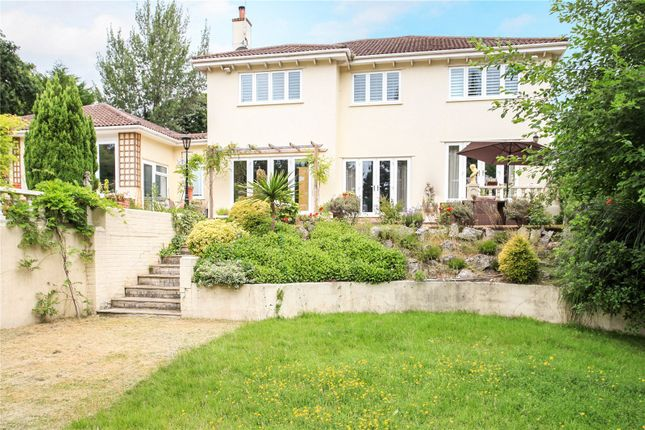 Thumbnail Detached house for sale in Dalkeith Road, Branksome Park, Poole, Dorset