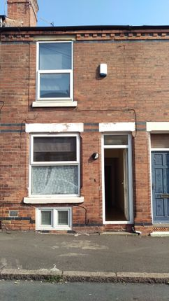 Thumbnail Terraced house to rent in Harcourt Road, Nottingham