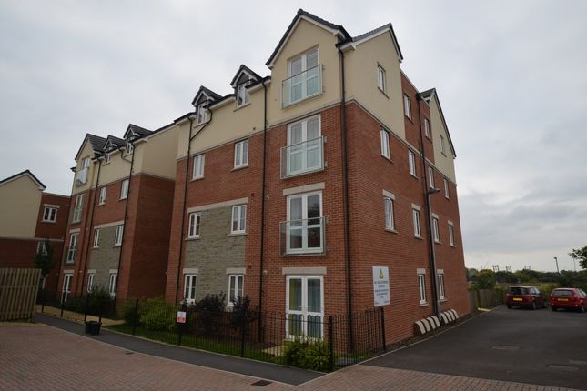 Thumbnail Flat to rent in Overstreet Green, Lydney