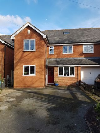 Thumbnail Semi-detached house for sale in Reading Road, Ipswich