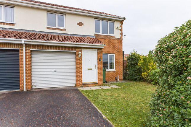 Thumbnail Semi-detached house for sale in Talisman Close, Eaglescliffe