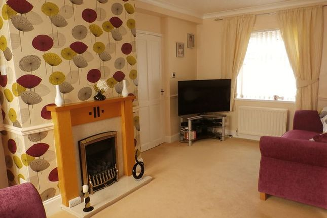 Thumbnail Semi-detached house for sale in Coronation Crescent, Belford