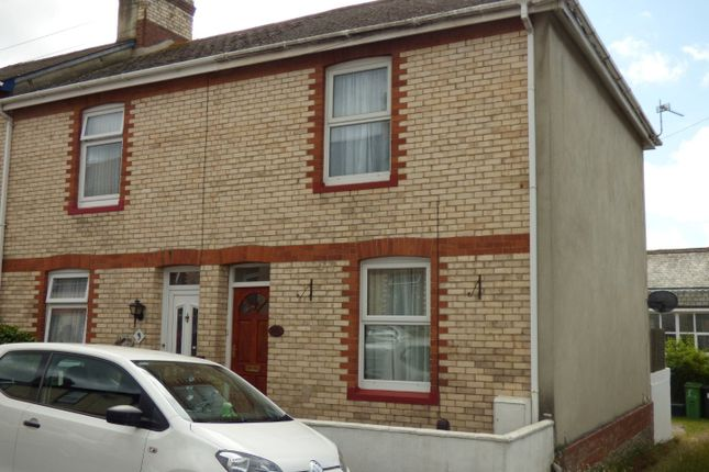End terrace house to rent in Netley Road, Newton Abbot