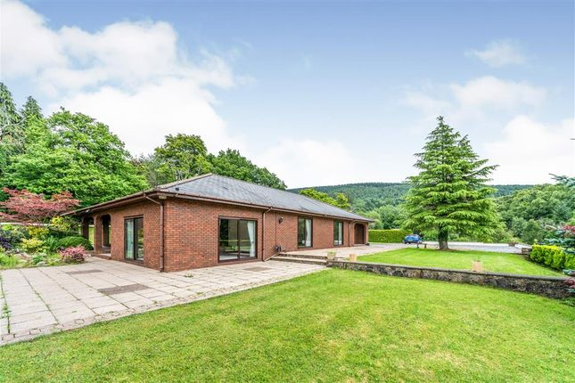 Thumbnail Detached bungalow for sale in Werfa, Abernant, Aberdare