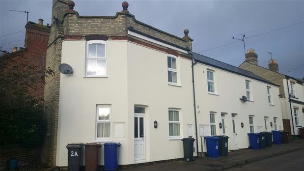 Thumbnail Terraced house to rent in Stanley Road, Newmarket