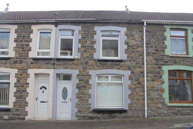 Thumbnail Terraced house to rent in New Street, Aberdare