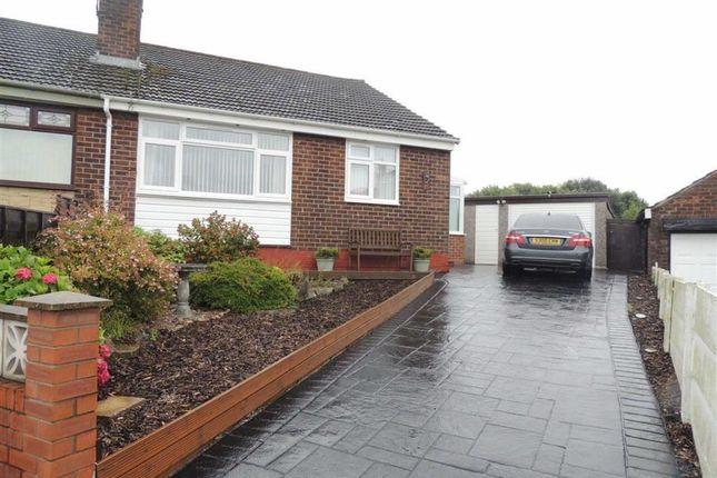 Thumbnail Semi-detached bungalow for sale in Windermere Avenue, Denton, Manchester