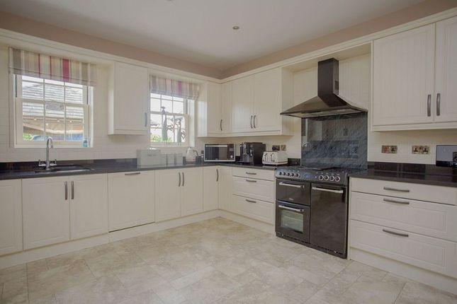 Kitchen of Crawford House, Thorpe Road, Peterborough, Cambridgeshire. PE3