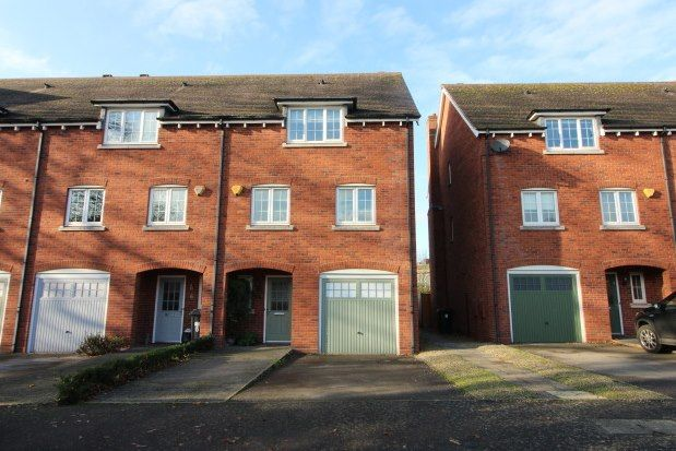4 bed town house to rent in Crowden Drive, Leamington Spa CV32