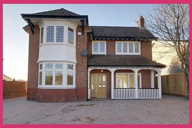 Thumbnail Detached house for sale in Mount Pleasant, Malpas Road, Newport