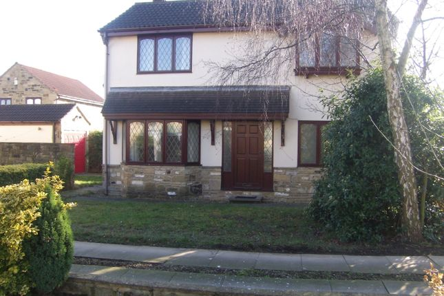 Thumbnail Detached house to rent in Stonecroft, Stanley, Wakefield