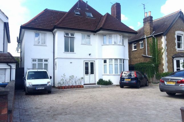 Thumbnail Detached house for sale in Kingston Road, New Malden