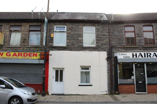 Thumbnail Terraced house for sale in Dewinton Street, Tonypandy