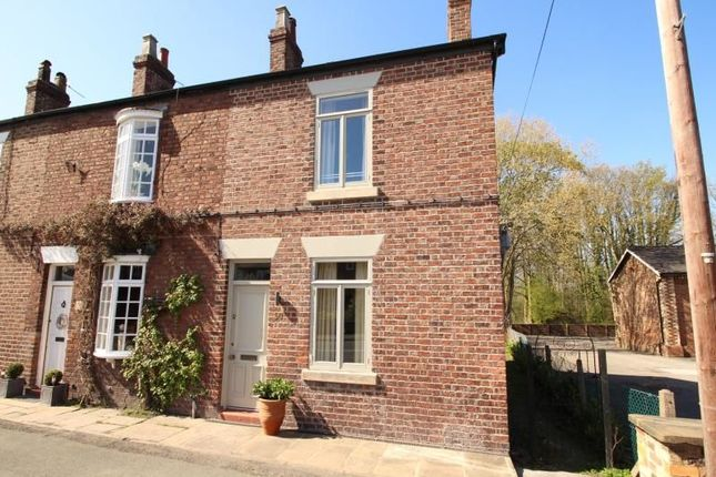 Thumbnail Terraced house for sale in Knutsford Road, Alderley Edge