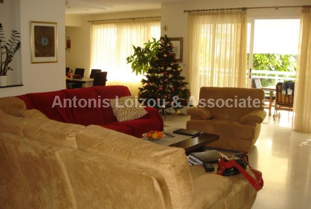4 bed apartment for sale in Limassol, Cyprus