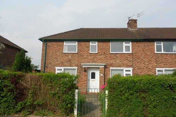 Thumbnail Semi-detached house to rent in Ridgefield Road, Heswall, Wirral