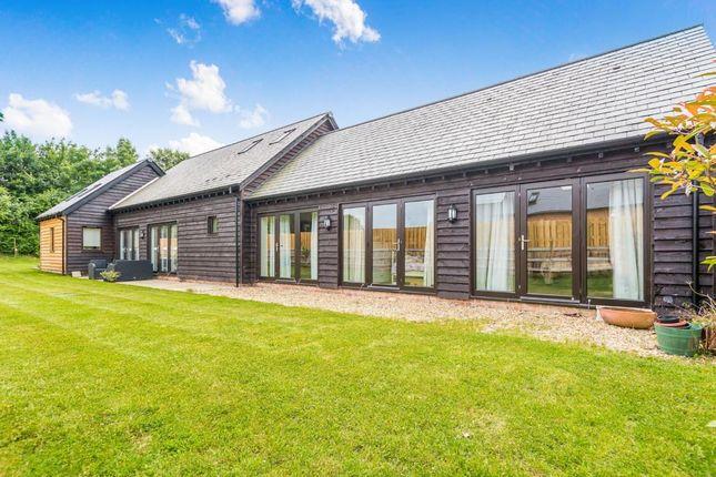 Thumbnail Detached house for sale in Bullsdown Farm, Bramley