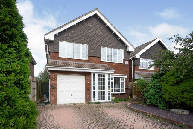 Thumbnail Detached house for sale in Barn Hey Crescent, Meols, Wirral