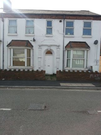 Thumbnail Flat to rent in Old Park Road, Wednesbury, West Midlands