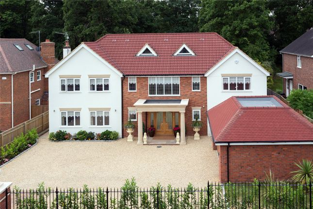 Thumbnail Detached house for sale in Fulmer Drive, Gerrards Cross, Buckinghamshire
